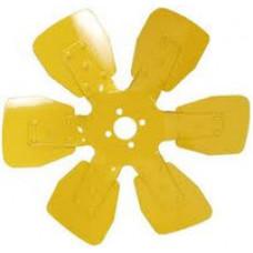 Вентилятор (крыльчатка) охлаждения погрузчика Балканкар.