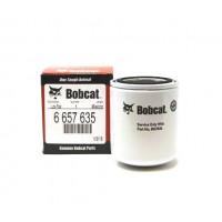 Фильтр масляный 6657635 погрузчика Bobcat.