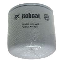 Фильтр масляный 6675517 погрузчика Bobcat.