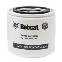 Фильтр масляный 6678233 погрузчика Bobcat.