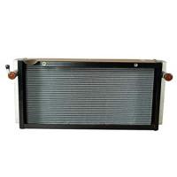 Радиатор охлаждения 6686077 погрузчика Bobcat.