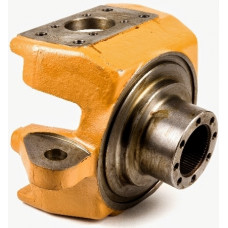 Кулак поворотный 1307031 погрузчика Caterpillar.