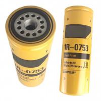 Фильтр топливный 1R0753 погрузчика Caterpillar.