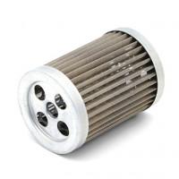 Фильтр топливный 5M7650 погрузчика Caterpillar.