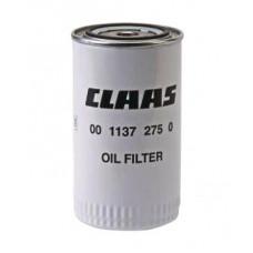Фильтр масляный 0011372750 / 11372750 погрузчика Claas.