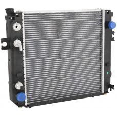 Радиатор охлаждения 580021191 погрузчика Yale.