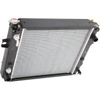 Радиатор охлаждения 580035305 погрузчика Yale.