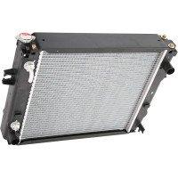 Радиатор охлаждения 2054530 погрузчика Hyster.