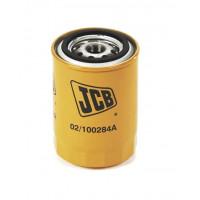 Фильтр коробки передач 02/100284A погрузчика JCB.