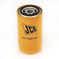 Фильтр масляный 02/100073A погрузчика JCB.