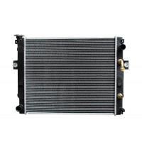 Радиатор охлаждения 3EA0451110 погрузчика Komatsu.