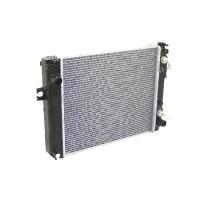 Радиатор охлаждения 3EA0451210 погрузчика Komatsu.