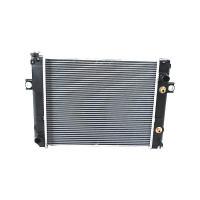 Радиатор охлаждения 3EB0431250 погрузчика Komatsu.
