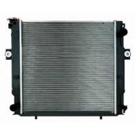 Радиатор охлаждения 91B0100020 погрузчика Caterpillar.