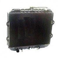 Радиатор охлаждения 9120228100 погрузчика Mitsubishi.