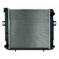 Радиатор охлаждения 91B0100020 погрузчика Mitsubishi.