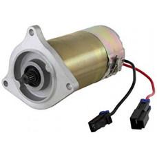 Электродвигатель руля 29210-41H00 погрузчика Nissan.