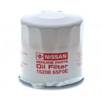 Фильтр масляный 15208-65F0E погрузчика Nissan.