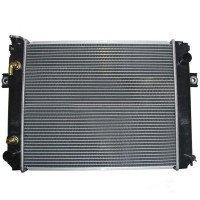 Радиатор охлаждения 237B210101 погрузчика TCM.