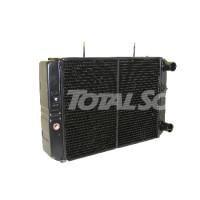 Радиатор охлаждения 0158631 погрузчика Still.