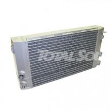Радиатор охлаждения 0398000 погрузчика Still.