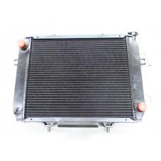 Радиатор охлаждения 16410-23070-71 погрузчика Toyota.