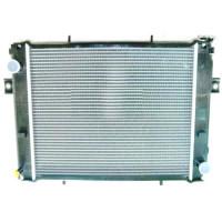 Радиатор охлаждения 16410-23420-71 погрузчика Toyota.
