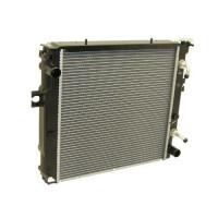 Радиатор охлаждения 16410-23431-71 погрузчика Toyota.