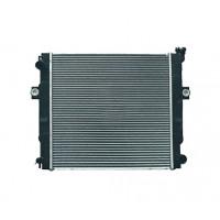 Радиатор охлаждения 16420-23420-71 погрузчика Toyota.