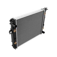 Радиатор охлаждения 16420-30520-71 погрузчика Toyota.