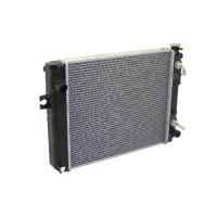Радиатор охлаждения 16420-36610-71 погрузчика Toyota.