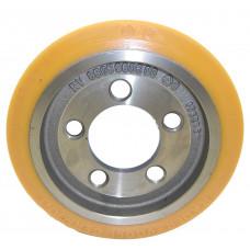 Колесо ведущее полиуретановое 0009903813 ричтрака Linde.