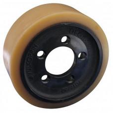 Колесо ведущее полиуретановое 0039902311 электророклы Linde.