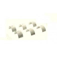 Вкладыши коренные 1,00 11707-76001-71 двигателя Toyota 4P.