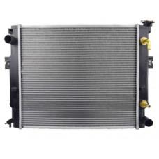 Радиатор охлаждения 04916-20030-71 погрузчика Toyota.