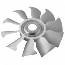 Вентилятор (крыльчатка) 9130100200 двигателя Mitsubishi S4Q2.