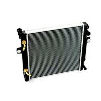 Радиатор охлаждения 91E0100010 погрузчика Mitsubishi.