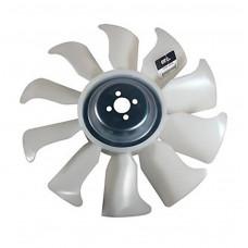 Вентилятор (крыльчатка) 32A4800300 двигателя Mitsubishi S4S.