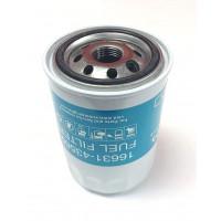 Фильтр топливный 1663143560 двигателя Kubota V3300.